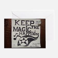 KEEP THE MAGIC™ Greeting Card
