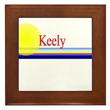 Keely Framed Tile