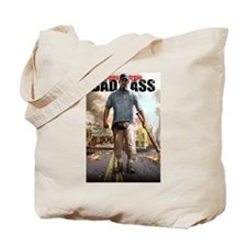 BAD ASS Poster 2 Tote Bag