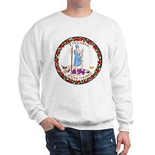 Virginia State Seal Sweatshirt