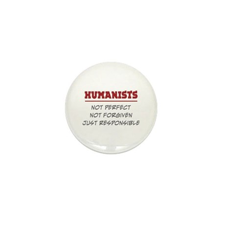 Humanists Mini Button (100 pack)