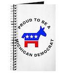 Michigan Democrat Pride Journal