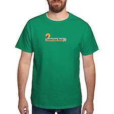 Cumberland Island GA - Beach Design. T-Shirt