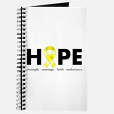 Yellow Ribbon Hope Journal