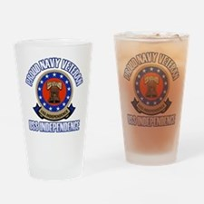 USS Independence Drinking Glass