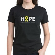 Yellow Ribbon Hope Tee