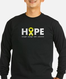 Yellow Ribbon Hope T