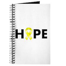 Yellow Ribbon Hope Journal