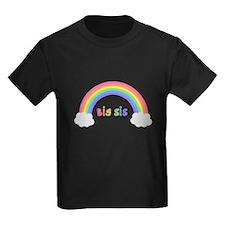 rainbow big sis T