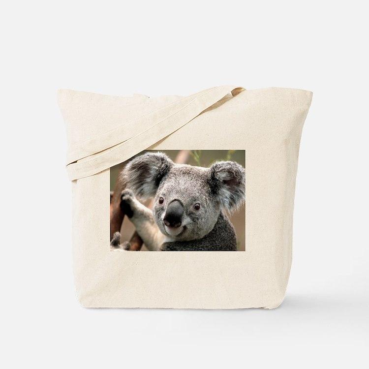 life's a koala Tote Bag