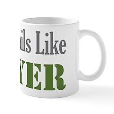 Nothing Fails Like Mug