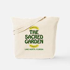 The Sacred Garden Tote Bag