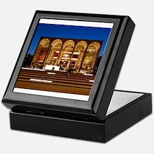 NYC: Lincoln Center Keepsake Box