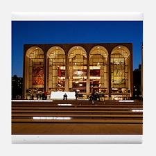 NYC: Lincoln Center Tile Coaster