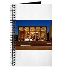 NYC: Lincoln Center Journal