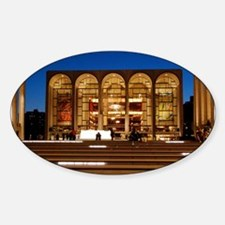 NYC: Lincoln Center Decal