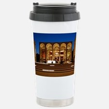 NYC: Lincoln Center Stainless Steel Travel Mug