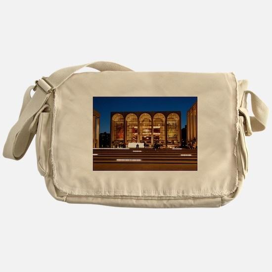 NYC: Lincoln Center Messenger Bag