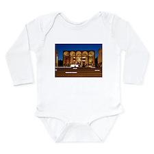 NYC: Lincoln Center Long Sleeve Infant Bodysuit