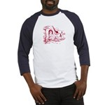 CHILD IN DOGHOUSE Baseball Jersey