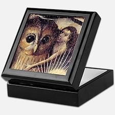 Bosch Earthly Delights (Detail) Keepsake Box