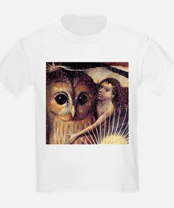 Bosch Earthly Delights (Detail) T-Shirt