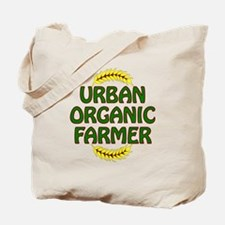 Urban Organic Farmer Tote Bag