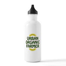 Urban Organic Farmer Water Bottle