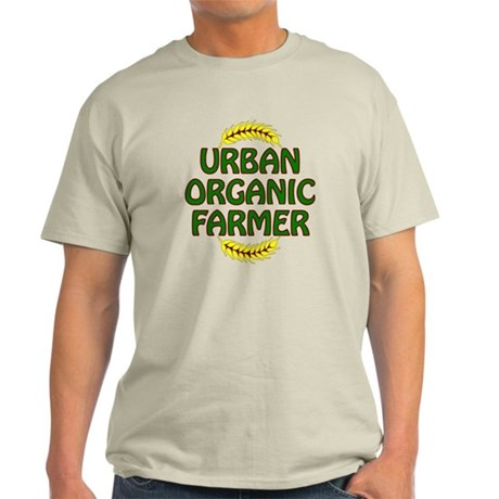 Urban Organic Farmer Light T-Shirt