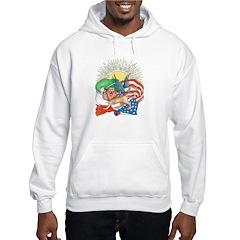 United We Stand Hooded Sweatshirt
