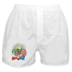 United We Stand Boxer Shorts