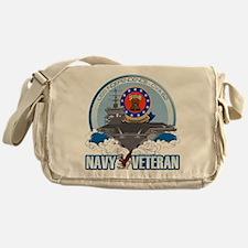 USS Independence Messenger Bag