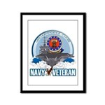 USS Independence Framed Panel Print