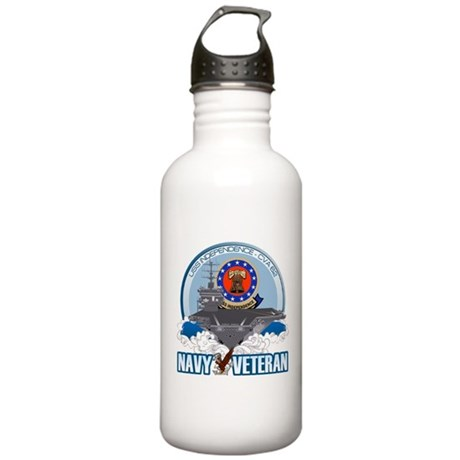 USS Independence Stainless Water Bottle 1.0L