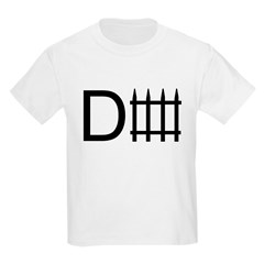 d fence. T-Shirt