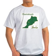 Marrakesh Ash Grey T-Shirt
