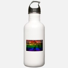 Angelic Troublemakers Bayard Rustin Water Bottle