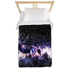 Purple Galaxy Twin Duvet