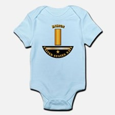 Navy - Officer - Ensign Infant Bodysuit