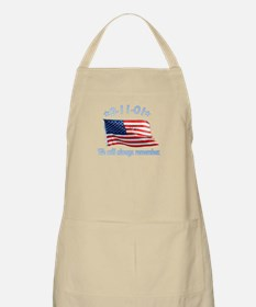 9/11 Tribute - Always Remember Apron