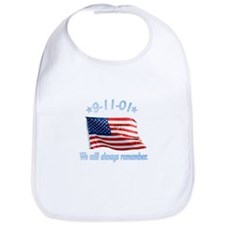 9/11 Tribute - Always Remember Bib