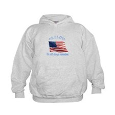 9/11 Tribute - Always Remember Hoodie