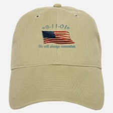 9/11 Tribute - Always Remember Baseball Baseball Cap
