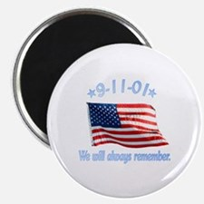 9/11 Tribute - Always Remember Magnet