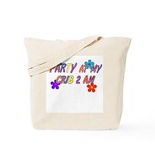 babymall12 Tote Bag