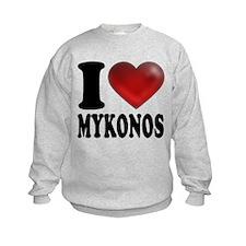 I Heat Mykonos Sweatshirt