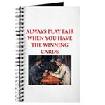card game Journal
