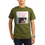 card game Organic Men's T-Shirt (dark)