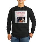 card game Long Sleeve Dark T-Shirt