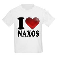 I Heart Naxos T-Shirt